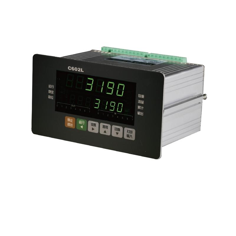 602L配料称重显示控制器
